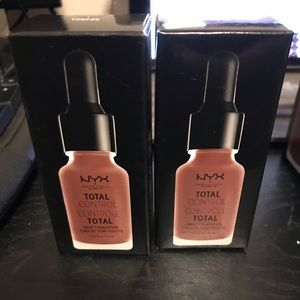 NYX TOTAL CONTROL DROP FOUNDATION TCDF20